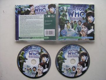 Doctor Who The Ice Warriors CD Audio Soundtrack